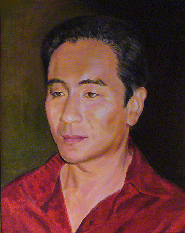 Portrait of Anthony